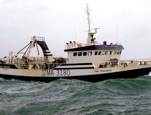 New Zealand Trawler Operator Implements CorrosionX Program